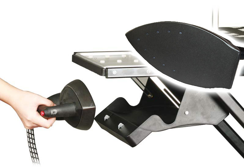 dampfb gelstation dampf b geleisen b gelbrett 3 5 bar ebay. Black Bedroom Furniture Sets. Home Design Ideas