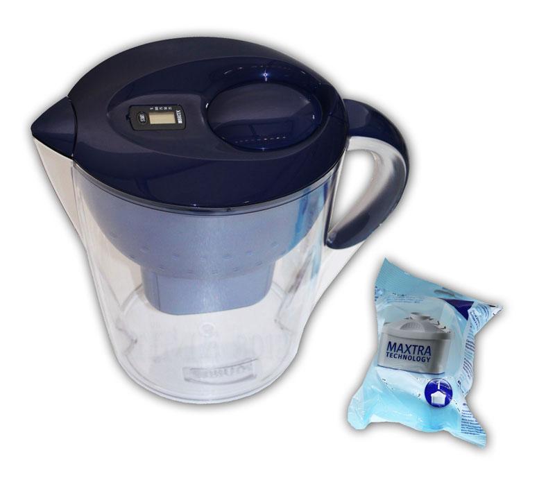 Jarra brita filtro de agua xl 3 5 para eliminar cal cloro - Eliminar cal agua ...