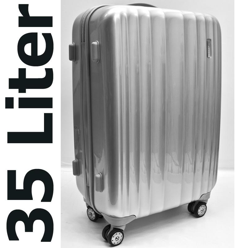 hartschale hartschalen reise koffer trolley tsa schloss 35. Black Bedroom Furniture Sets. Home Design Ideas