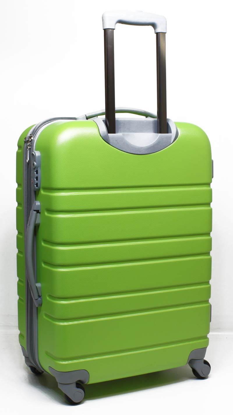 xxxl riesiger hartschalen koffer tsa zahlenschloss trolley 150 liter gr n s2031 ebay. Black Bedroom Furniture Sets. Home Design Ideas