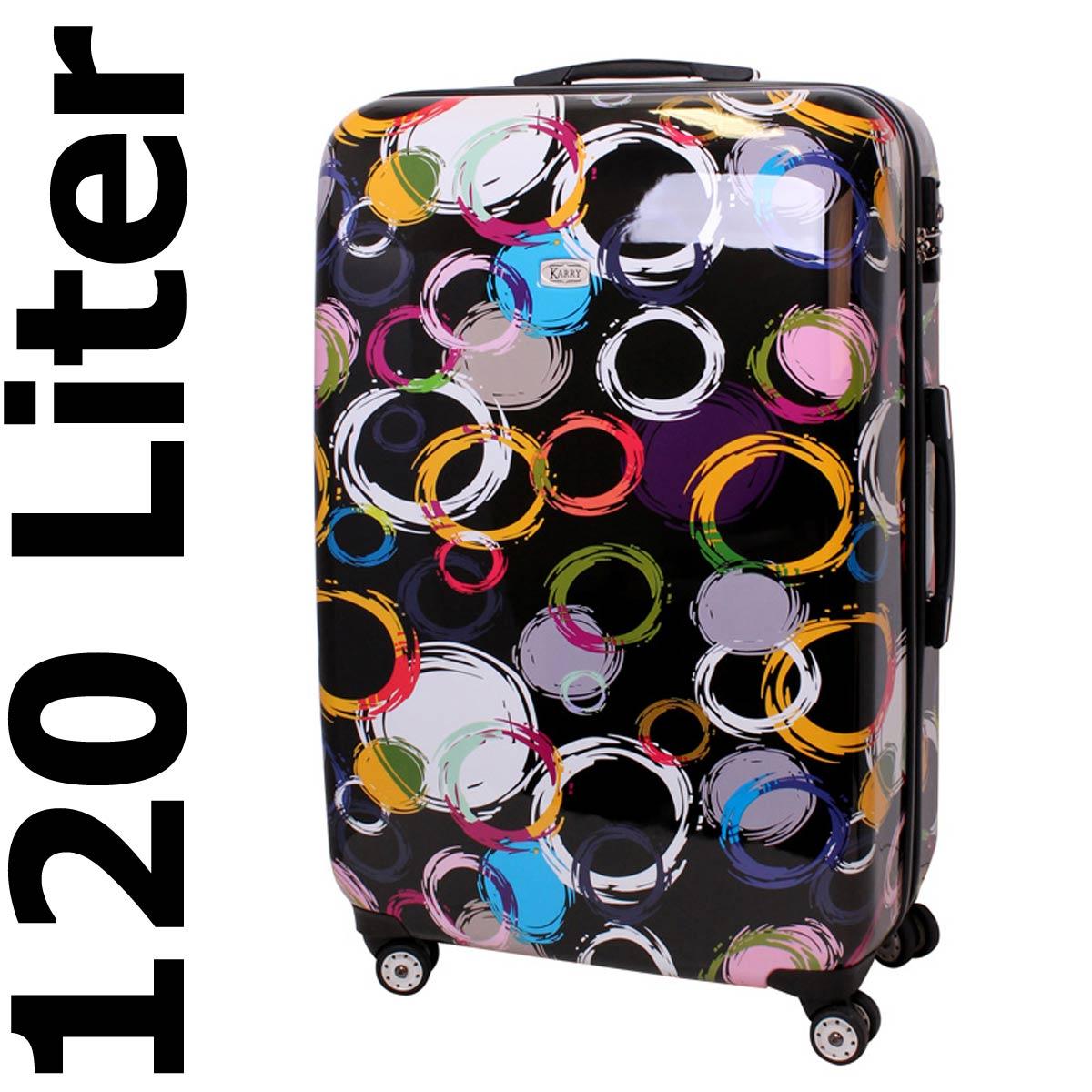 xxl coque rigide valise de voyage tsa polycarbonate 120 l. Black Bedroom Furniture Sets. Home Design Ideas