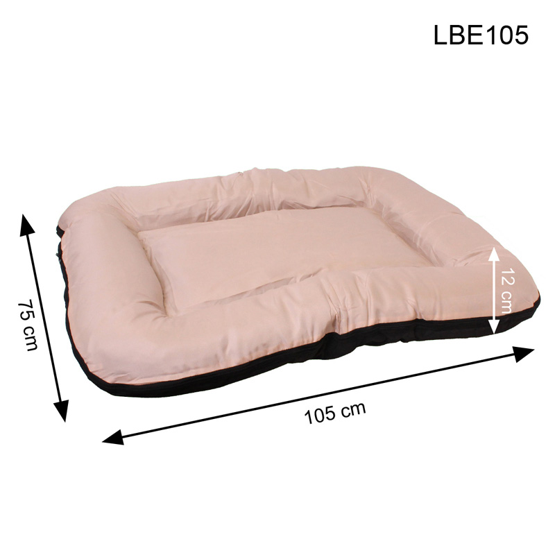 xxl hundebett hundekissen hundesofa hundekorb hund katze sofa kissen bett ebay. Black Bedroom Furniture Sets. Home Design Ideas