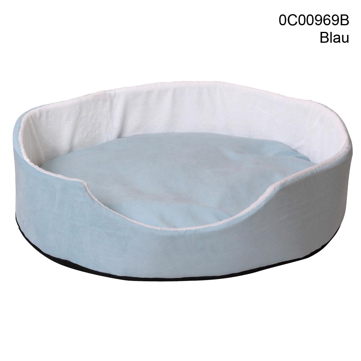 hundesofa schlafplatz hundebett kissen hund katze sofa bett ocoo969b blau. Black Bedroom Furniture Sets. Home Design Ideas