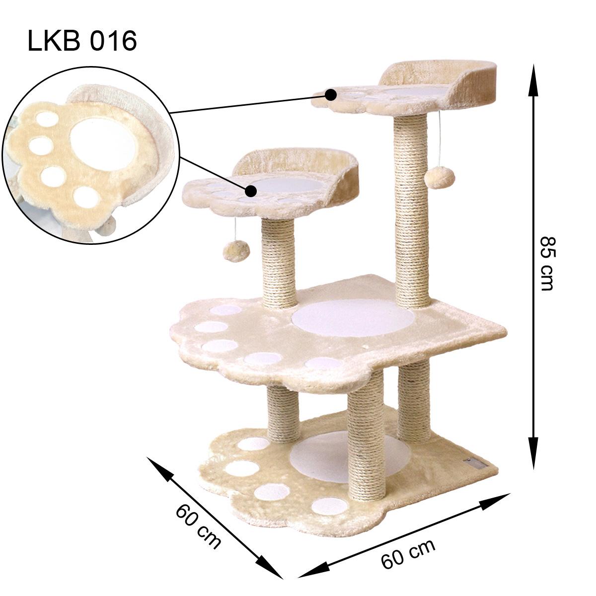 kratzbaum kletterbaum katzen 100 sisal katzenbaum kletterbaum ebay. Black Bedroom Furniture Sets. Home Design Ideas