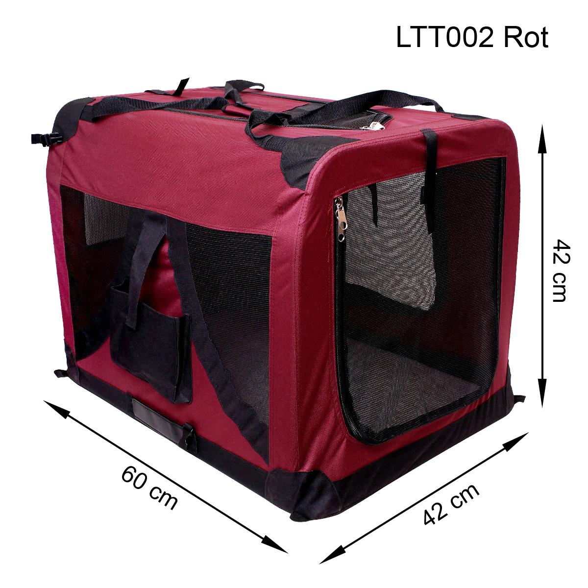 faltbare transportbox schlafplatz f r hund und katzen auto. Black Bedroom Furniture Sets. Home Design Ideas