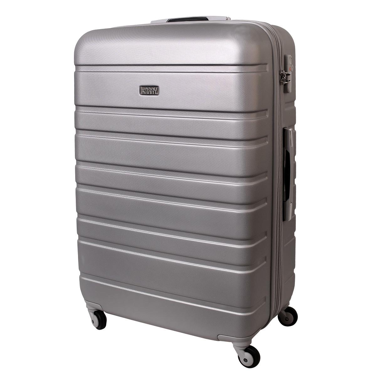 xxl hartschalen reise koffer tsa schloss 120 liter silber. Black Bedroom Furniture Sets. Home Design Ideas