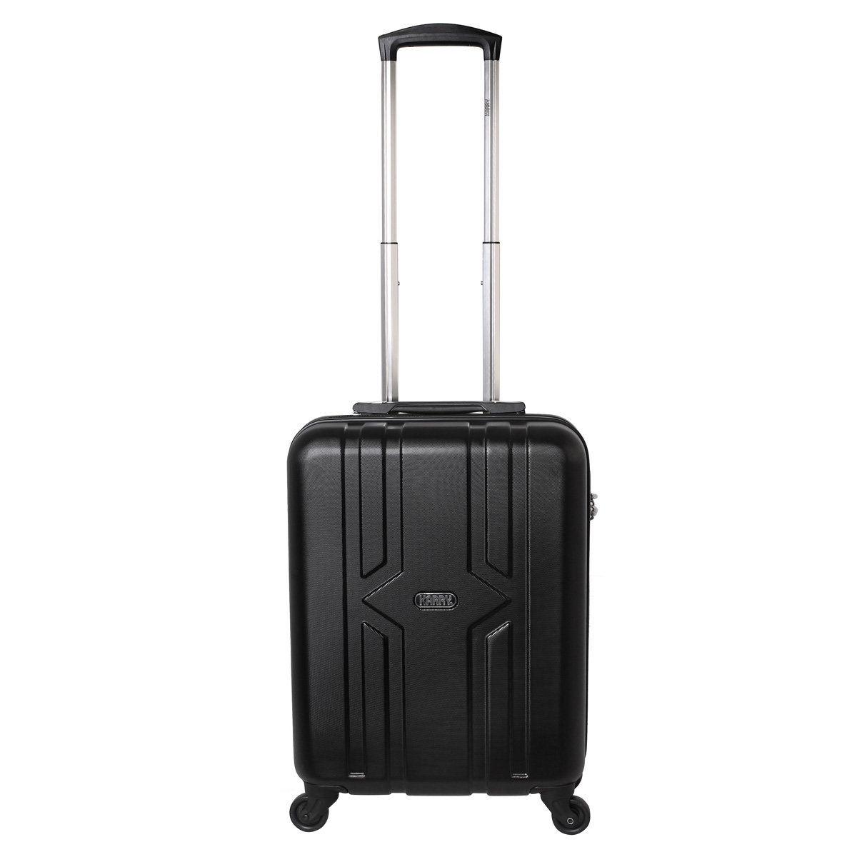 handgep ck hartschalen koffer trolley kurzreisen tsa schloss schwarz 821 ebay. Black Bedroom Furniture Sets. Home Design Ideas