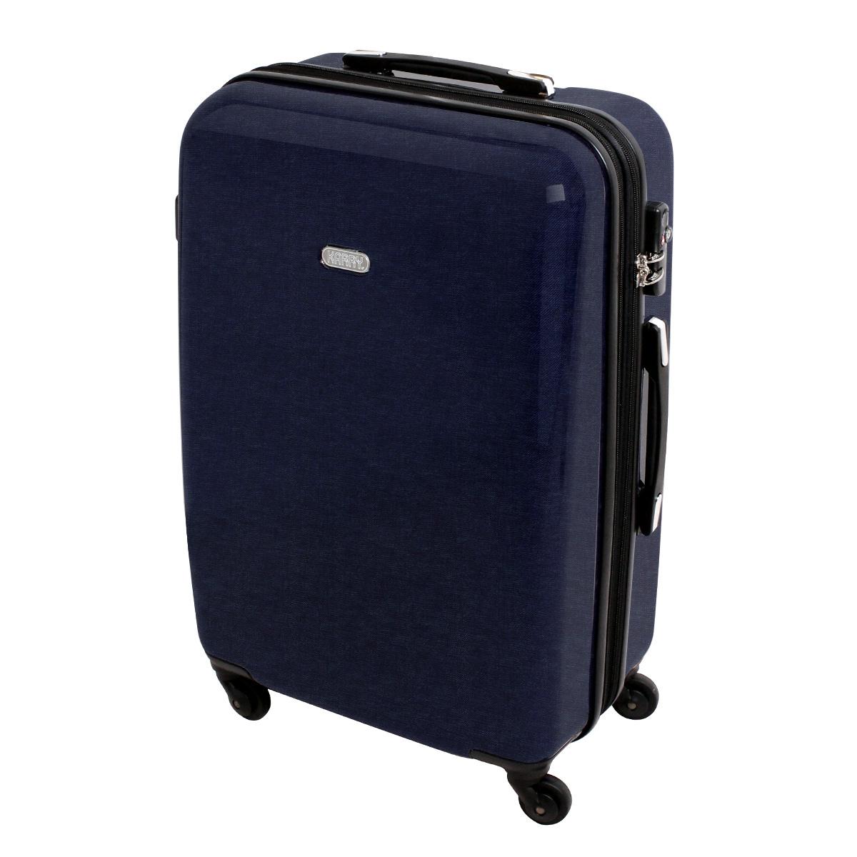 xl hartschalen reise koffer trolley tsa 80 liter jeans. Black Bedroom Furniture Sets. Home Design Ideas